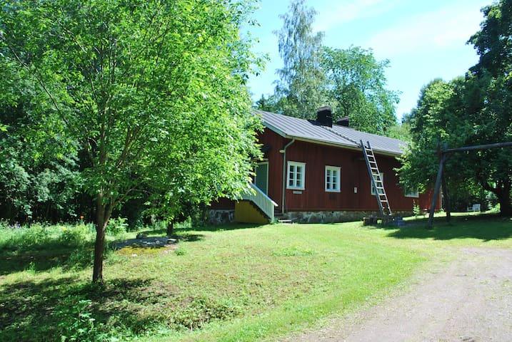 Kjällman&Laakso huoneistot - Salo - Nature lodge