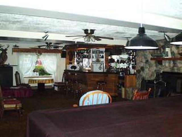 Commodore Room- Christie's B&B