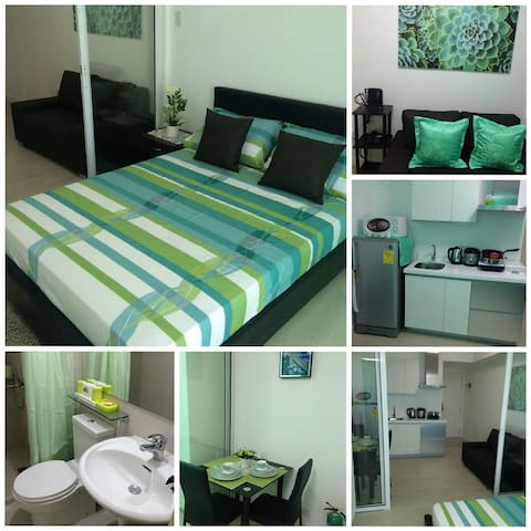 1BR Fully Furnished