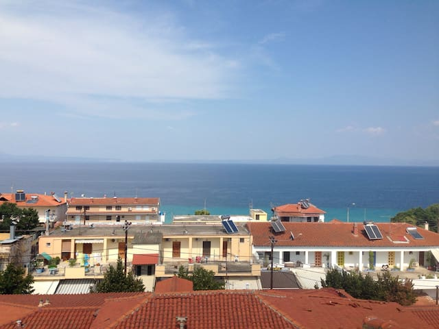 Amazing sea view in Kallithea - Kallithea - Flat