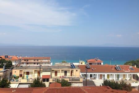 Amazing sea view in Kallithea - Каллитея