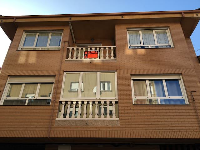 HABITACION A 3 MIN UNIVERSIDAD - León - Appartamento