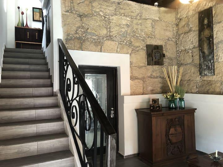 Acogedora suite junto a Fundidora