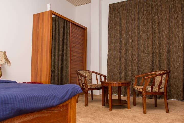 budget and comfortable room you will love, room 7