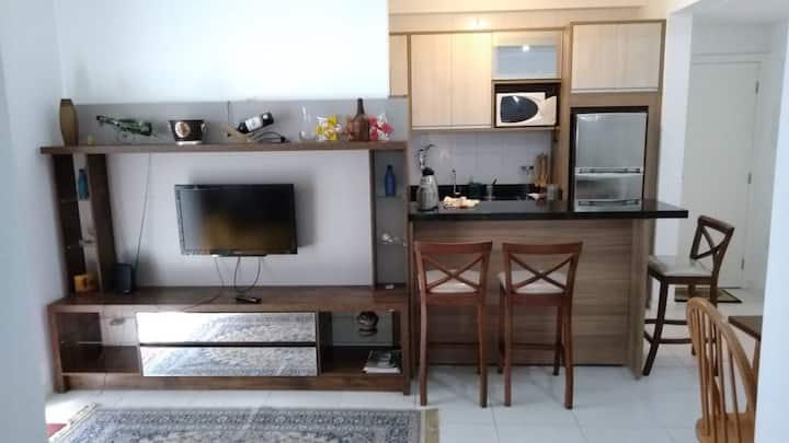 Apartamento aconchegante em São José