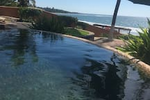 Pool View of The Point