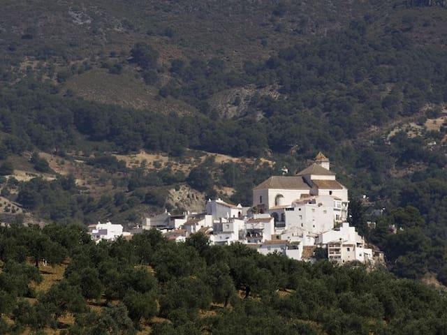 Casa Esperanza - Alozaina - Huis