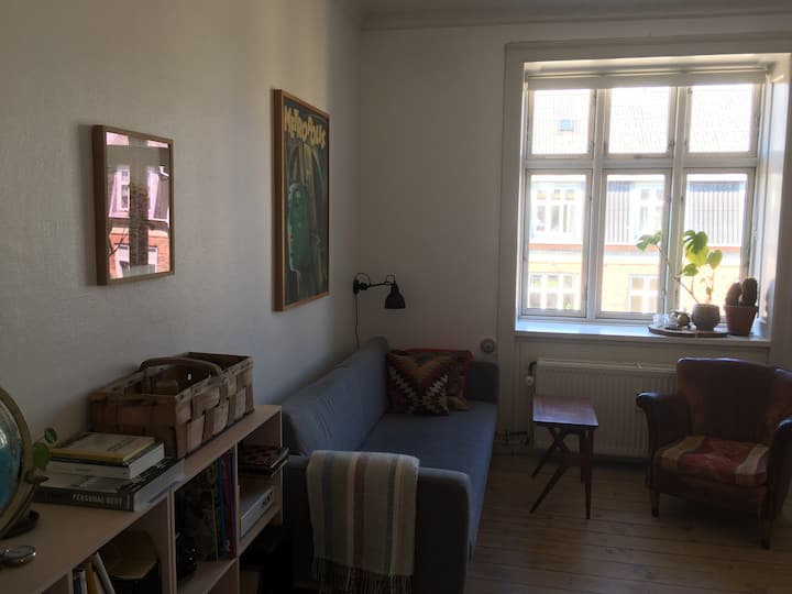 Cosy 2 room apartment with balcony