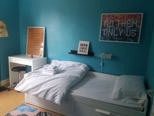 Single room , Angel Islington .