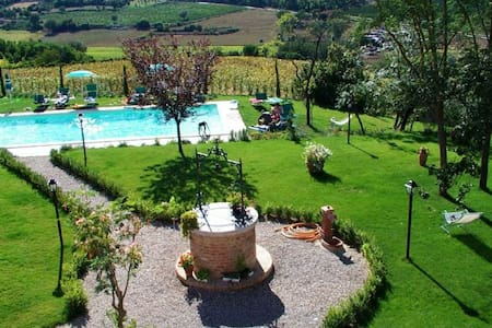 Italian Home in Tuscany - Montepulciano - Lejlighed