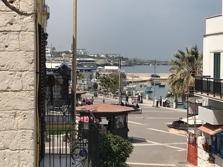 The fisherman corner
