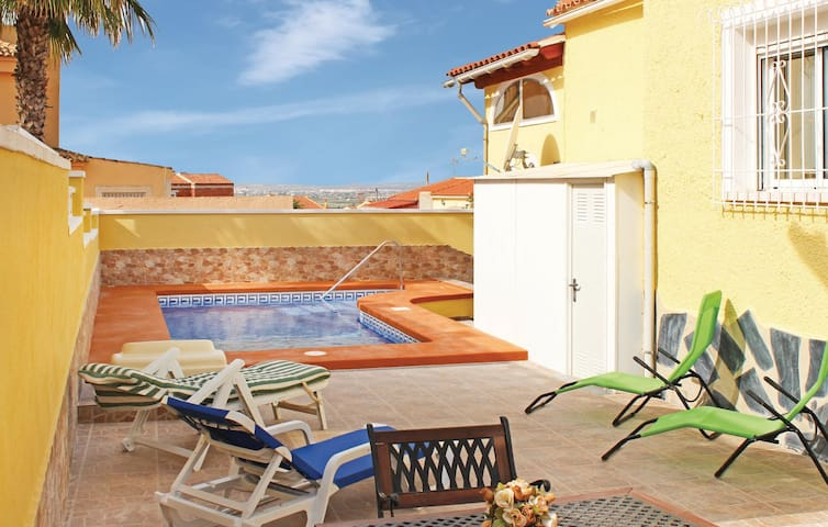 Holiday cottage with 2 bedrooms on 68 m² in San Fulgencio