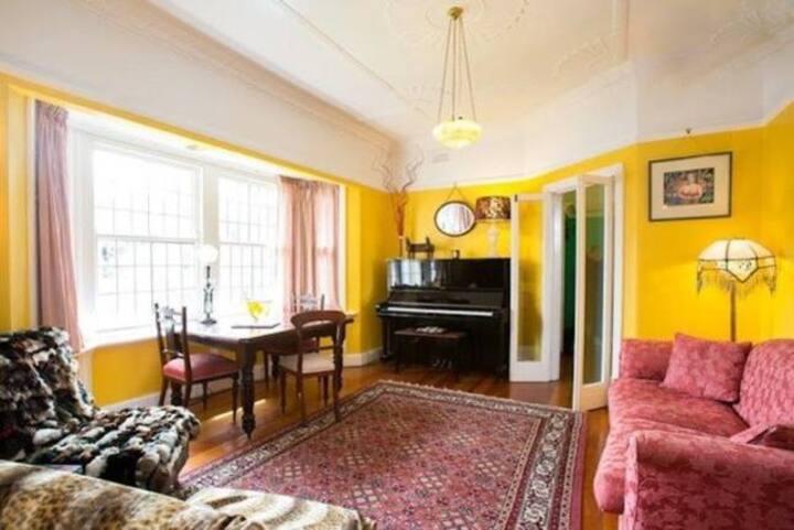 Belsize Garden Apartment St Kilda