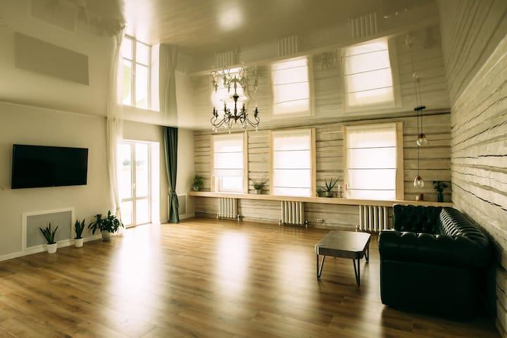 Дом, Nikolaevo