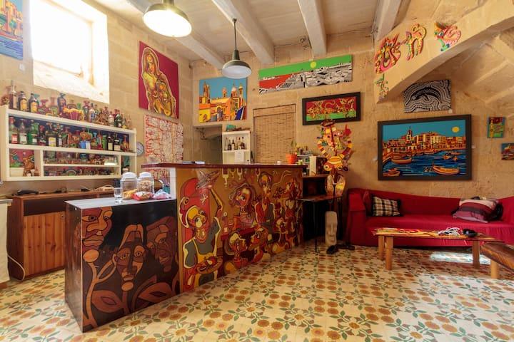 Il-Forn Art Host Malta - Birgu - Ev
