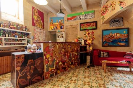 Il-Forn Art Host Malta - Birgu - Casa