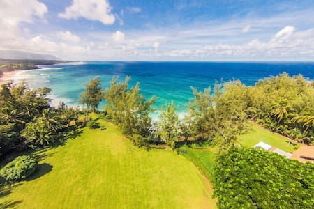 New!! Private North Shore Estate- Get Away for Two - Kilauea - Guesthouse