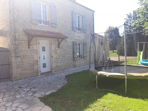 La maison d'Emmanon