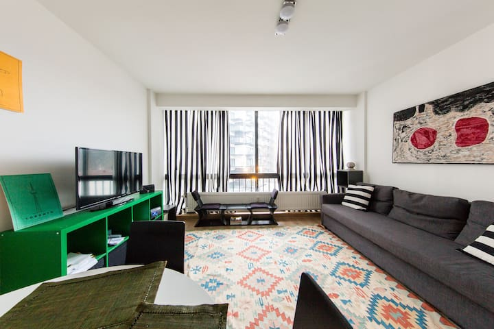 ★ Cosy apartment- Brussels -  Louise / Chatelain