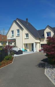 Maison 130m2 à 10mns du centre de Strasbourg - Ittenheim - House