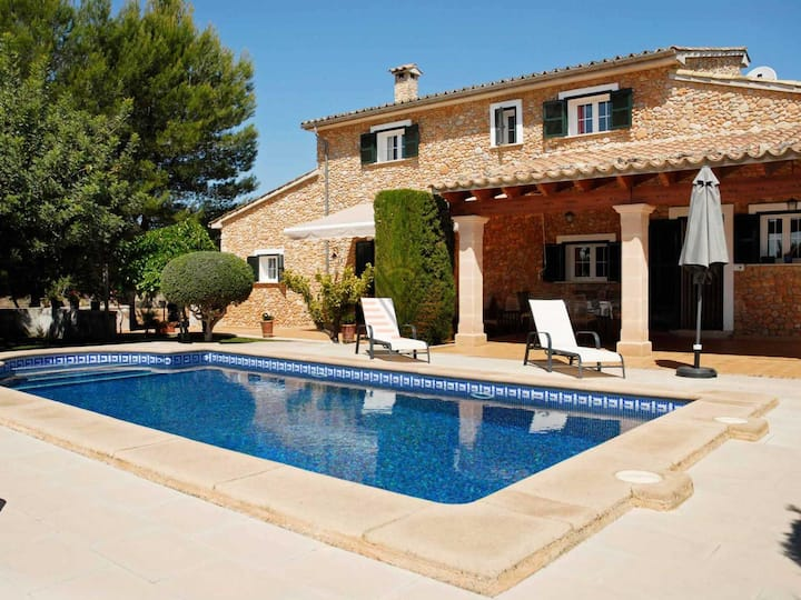 Son Tugores, holiday house in Lloseta, Mallorca