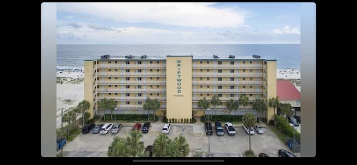 Gulf Shores West Beach OceanFront Driftwood Towers