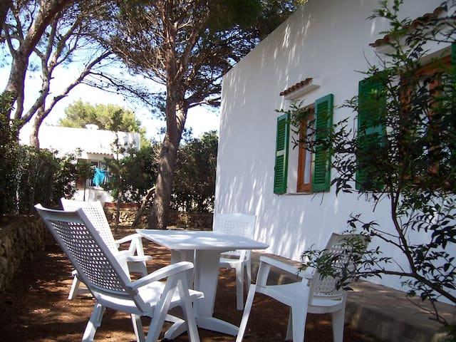 ES PINS 2, Acogedor apto a cinco min. de la playa. - Ciutadella de Menorca - Daire