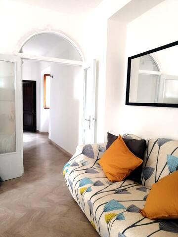 Casa Nemi, between Cortona and lake Trasimeno