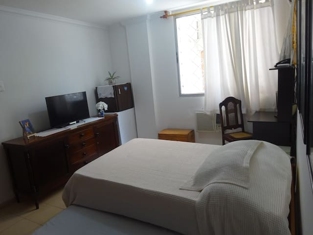 Comfortable room in Cartagena de Indias. - Cartagena - Apartamento