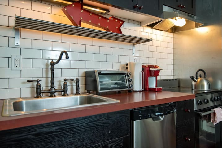Modern & Luxery NW Pearl One Bedroom - Portland - Apartamento