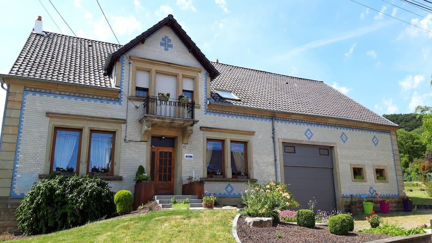 Grande maison Lorraine