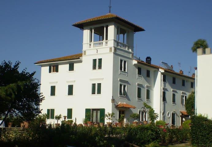 Villa Cerbaiola Luxury Tuscany - Empoli - Villa