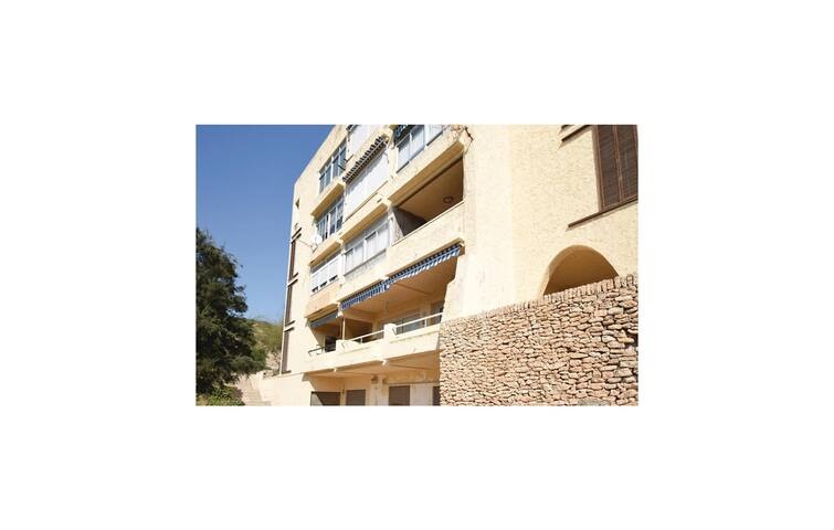 Holiday apartment with 1 bedroom on 42 m² in Almerimar