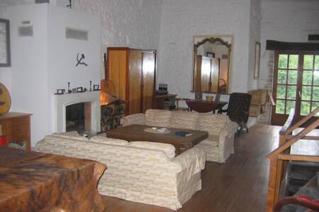 Комнаты в деревенском доме - Osne-le-Val - 家庭式旅館