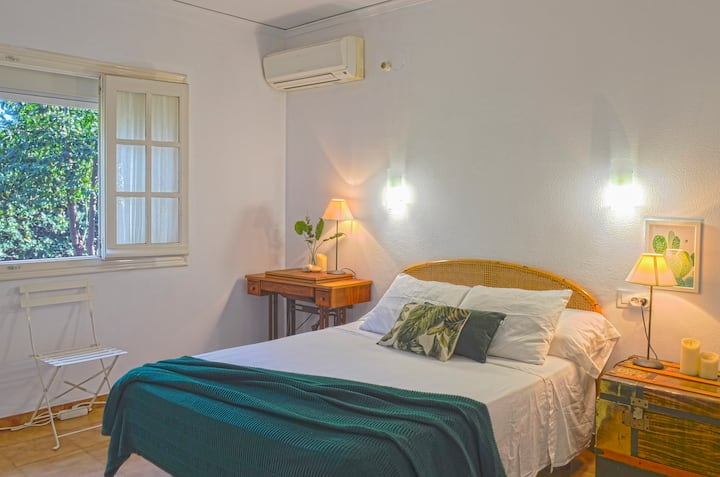 Agradable habitación al lado del mar