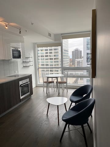 Modern and Cozy Downtown Studio- Centretown