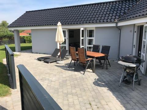 Nice house at Enø