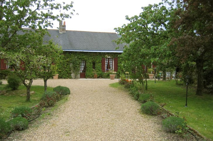 LA POIRIERE - Chemellier - Bed & Breakfast