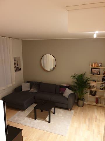 Apartment in Bergen centre