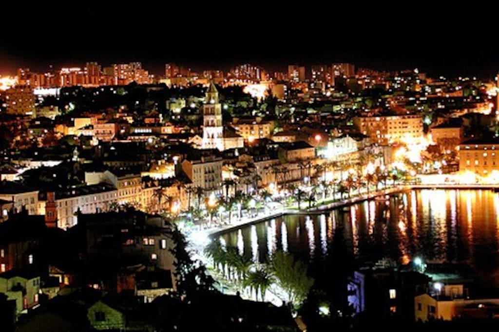Split at night