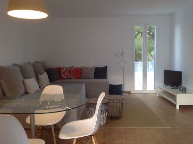 Apartment with communal pool, La Mola - Formentera - Pilar de la Mola - Flat