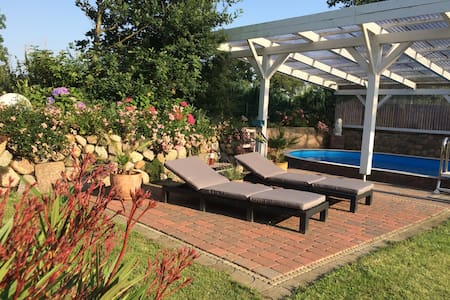 holiday flat Wiebke, all-inclusive! - Almdorf