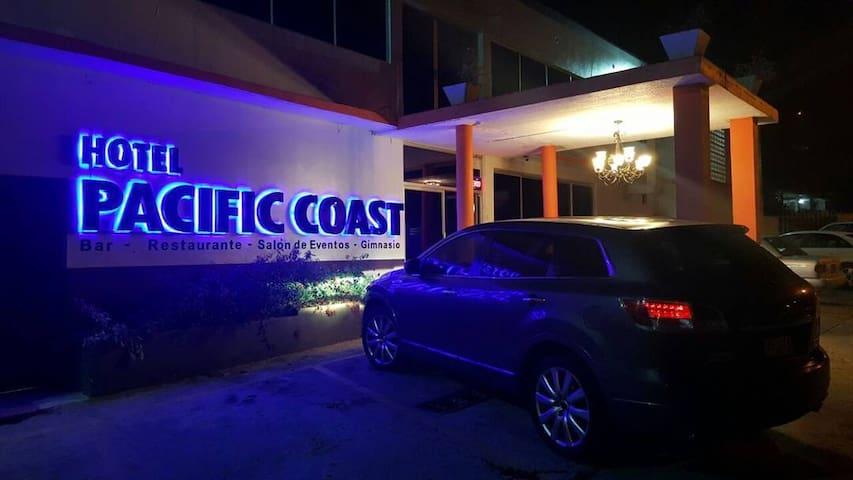 Hotel Pacific Coast Veracruz Panamá