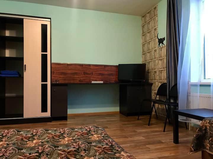 Гостиный дом в Парголово для пожилых людей.