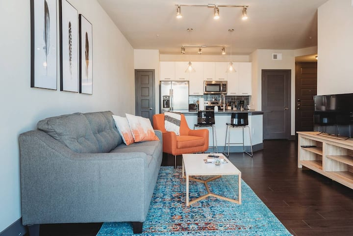 Kasa East Austin Apartments | One Bedroom