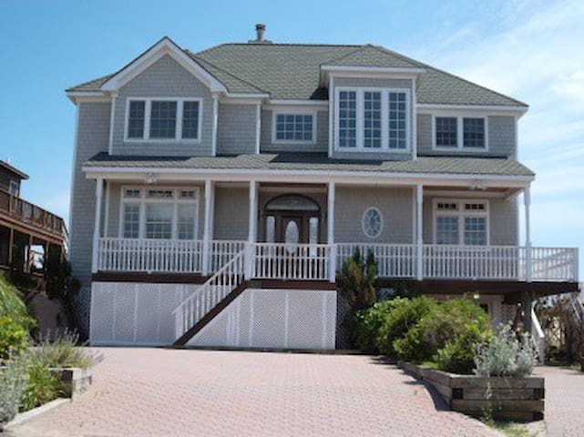 Beachfront luxury Dune Road home - Westhampton Beach - Flat
