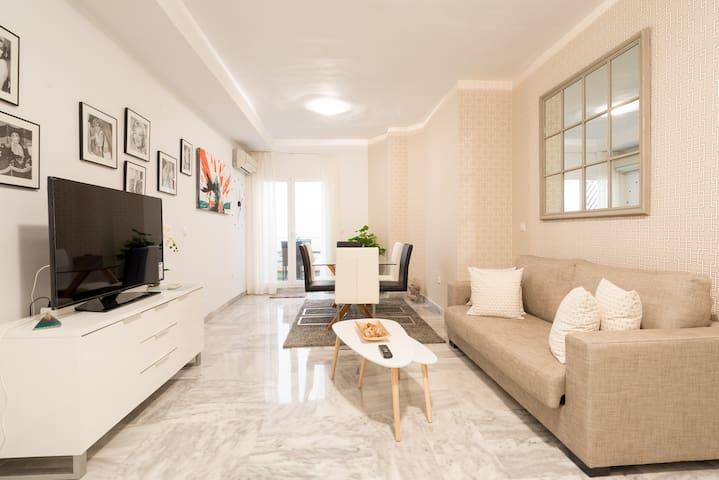 Málaga Centro, Victoria 2 Bedrooms Apartment