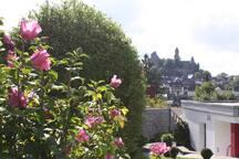 4 **** Ferienwohnung Schlossblick Braunfels
