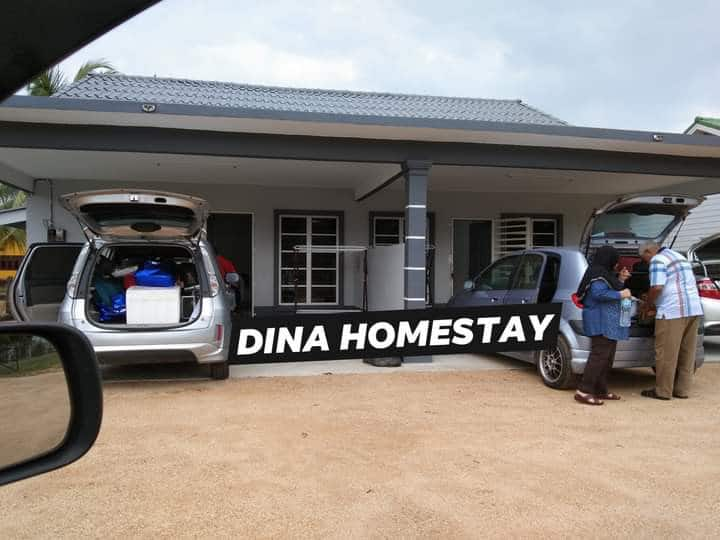 Dina Homestay | 10 min to Kuala Besut Jetty