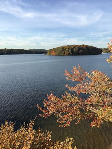 Beautiful Lake House- 1 hour from NYC - Mahopac